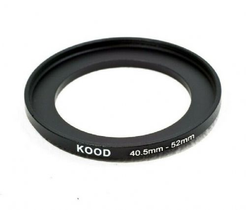 Kood Stepping Ring 40.5mm-52mm Step Up Ring 40.5 - 52mm 40.5mm to 52mm Ring UK